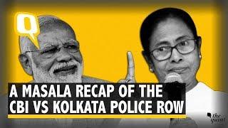 Didi, CBI, BJP & Drama: A Masala Recap in Less Than 5 Minutes