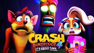 Crash Bandicoot 4 – Official Gameplay Walkthrough Trailer