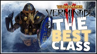 [Vermintide 2] The Best Hero & Class to Level