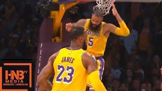 Los Angeles Lakers vs Miami Heat 1st Qtr Highlights | 12.10.2018, NBA Season