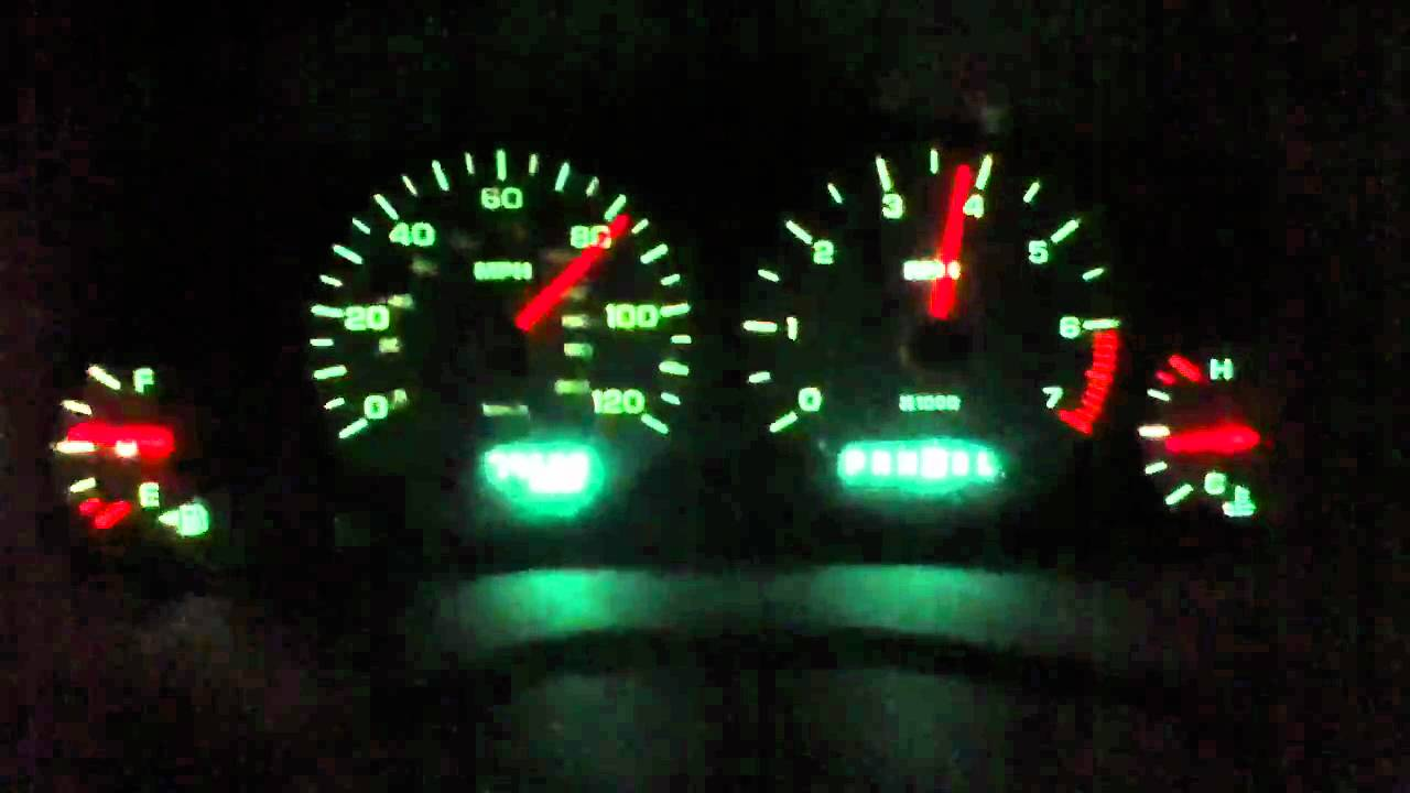 2003 Dodge Grand Caravan 38l 0 100 Youtube