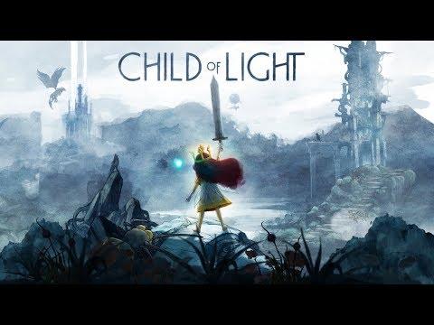 Child Of Light #3 В великана мы зашли, к паукам тропу нашли.