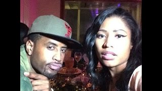 Nicki Minaj Calls Safaree a Obsessed Stalker and a Leach after he sues for Emotional Distress.