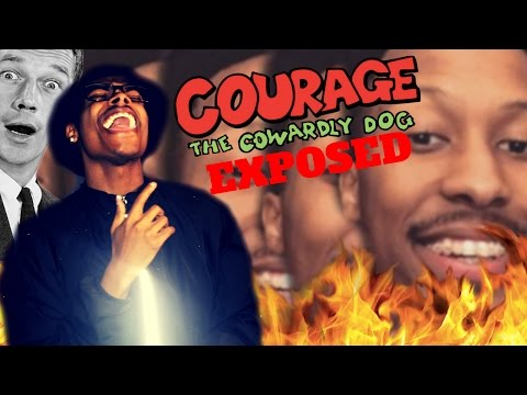 BERLEEZY'S FIRE DISS TRACK! |  Courage EXPOSED | Reaction