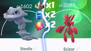 5 GEN 2 EVOLUTION ITEMS IN ONE DAY | Pokemon GO | Steelix, Scizor, and MORE