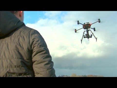 Drones - Flying Into The Mainstream: Goldman Sachs' Noah Poponak