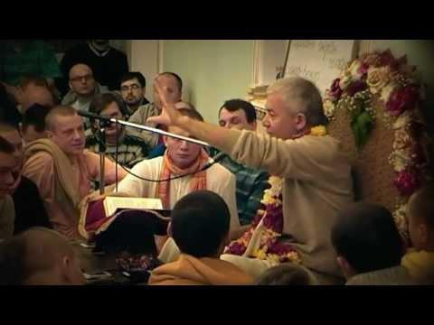 Шримад Бхагаватам 3.2.29 - Чайтанья Чандра Чаран прабху