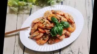 蒜香奶油胡椒蝦