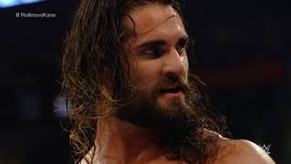 Seth Rollins vs Kane - Hell In a Cell 2015 Full Match HD 720p