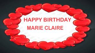 MarieClaire   Birthday Postcards & Postales - Happy Birthday