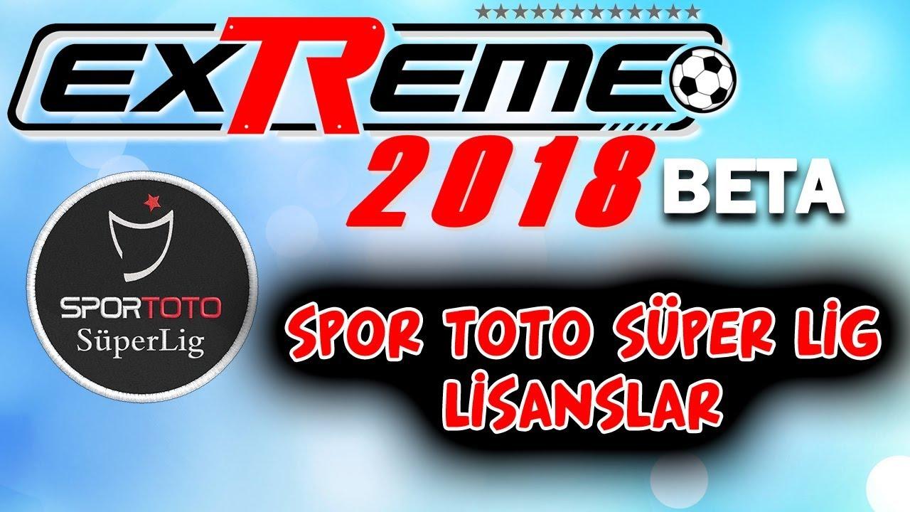 PES 2018 PC için exTReme 18 BETA ÇIKTI! | PES 2018 STSL ve LİSANSLAR
