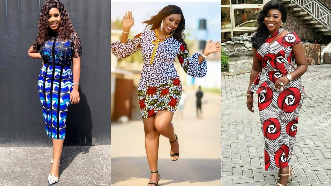 Latest 2019 African Fashion Dresses For Lovelies To Rock