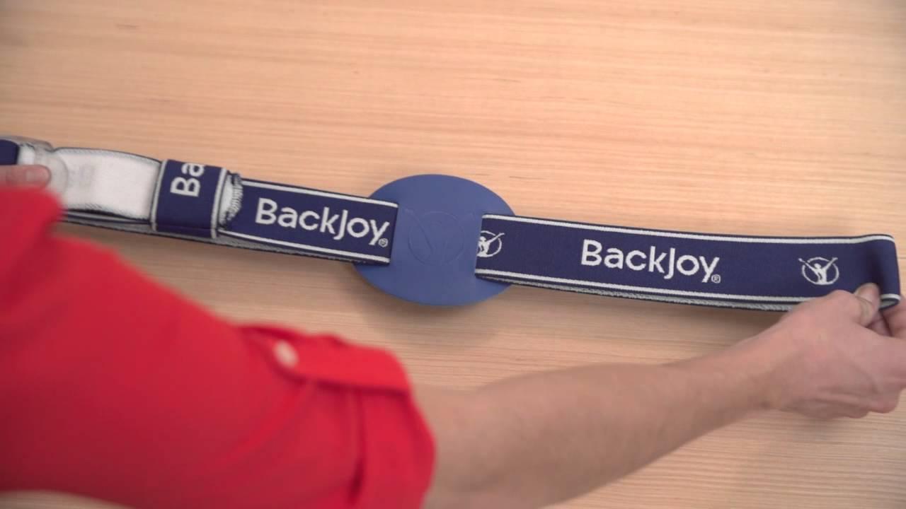 BackJoy Si/ège pour une Bonne Posture