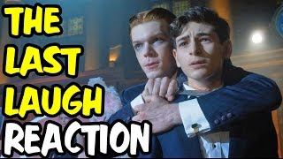 Nerds REACT to GOTHAM SEASON 2 EPISODE 3 The Last Laugh