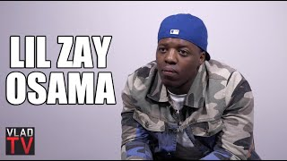 Lil Zay Osama: War in Chicago will Never End, Everyone Wants Their Lick Back (Part 5)