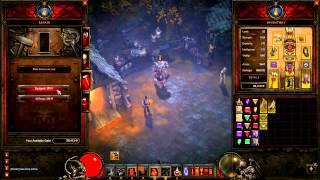 Lets Play Together Diablo 3 HARDCORE #047 - BAAAAAAUM!