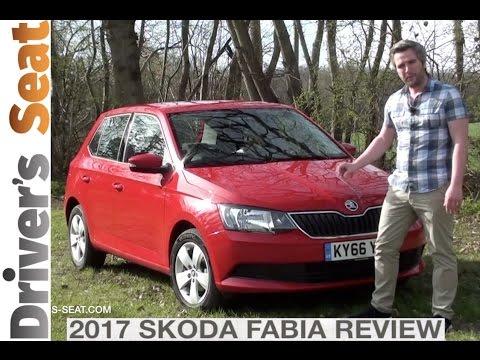 Skoda Fabia 2017 Review   Driver's Seat