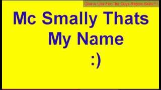 mc smally lyrics