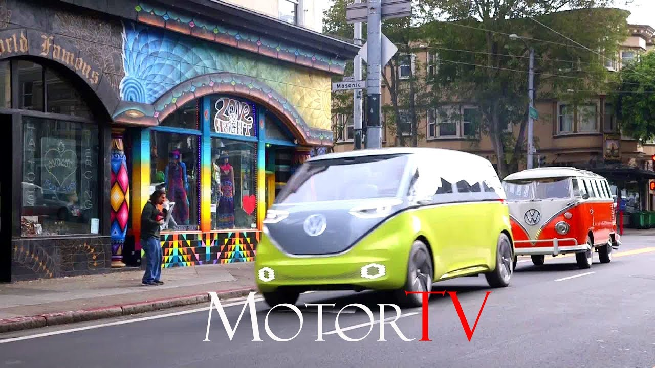 Next 2022 Volkswagen Microbus Beauty Shots L Exterior Interior