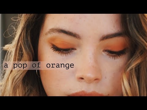 A Wash of Color | Alamar Cosmetics Summer Tutorial