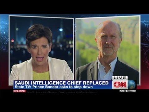 Christopher Dickey on Saudi Intelligence