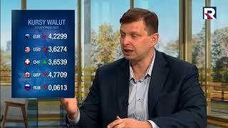 MAREK ZUBER (ekonomista) - POLSKI EKSPORT ROŚNIE I DOGANIA IMPORT