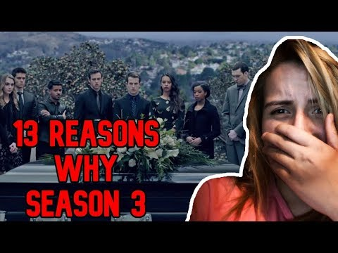 13 Reasons Why | Season 3 Official Trailer | Reaction