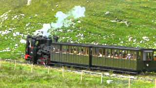 Schneeberg Schneebergbahn Salamander train Salamanderbahn Puchberg Holiday Austria mountain 3