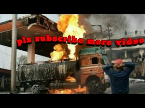Petrol pump accident| blast|Hyderabad|india|today