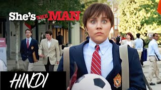 She's The Man Movie Explanation In Hindi   Movie Explained In Hindi   Explanation In Hindi