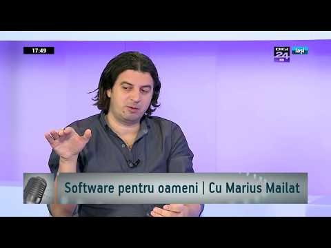Marius Mailat, antreprenor, CEO P3, Google Developer Expert /  21 nov 2017