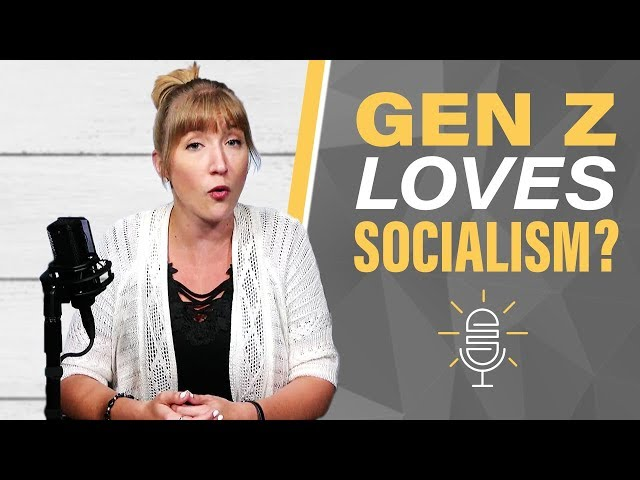 The Youth's Fascination with Socialism