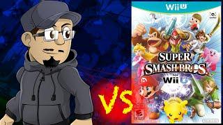 Johnny vs. The Super Smash Bros. Series