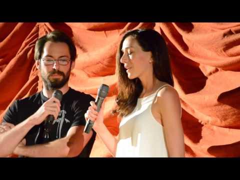 Chicago Critics Film Festival 2014  Martin Starr and Jocelyn DeBoer