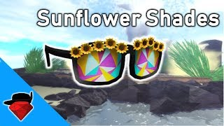 How to get the Sunflower Sunglasses (EVENT) | TDW2: Burst [ROBLOX]