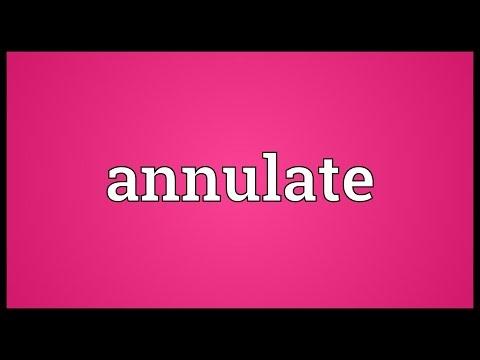 Header of annulate
