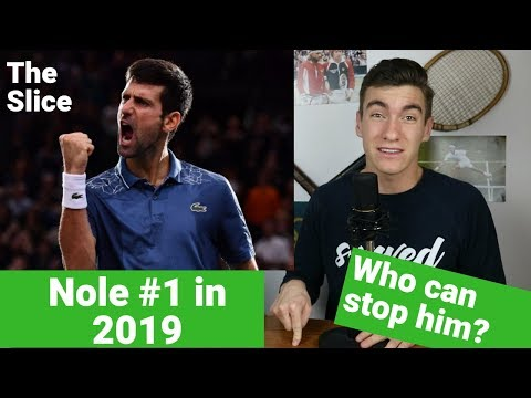 Novak Djokovic 2019 Season Preview | THE SLICE Mp3