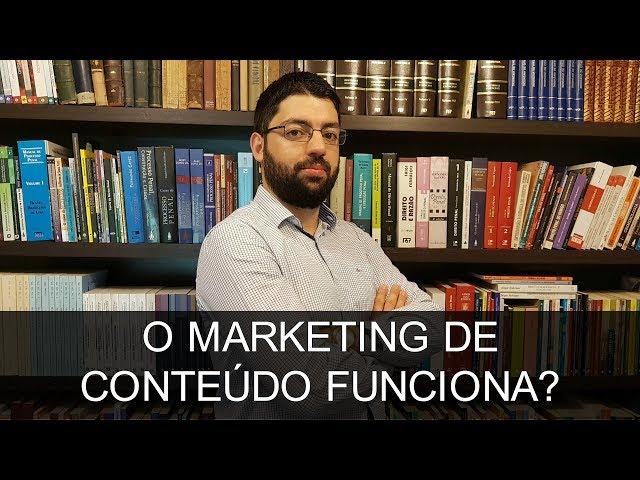 O marketing de conteúdo funciona? | Evinis Talon