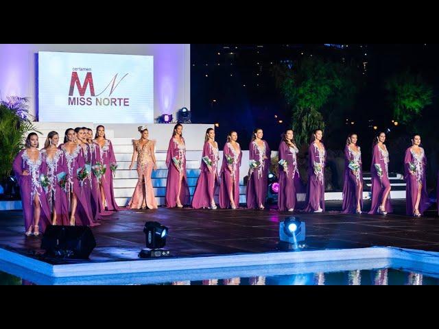 Miss Norte 2021 - Desfile Alexis Santana