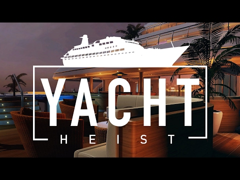 [Payday 2] John Wick Heists - The Yacht Heist (Solo Stealth - One Down)