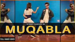Muqabla Dance Video | Street Dancer 3D | Vicky Patel Choreography | Bollywood Hip Hop Easy