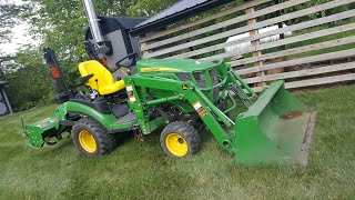 5 Things I Hate About The John Deere 1025R