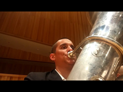 Sergei Prokofiev  Dance of the knights tuba