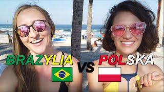 CZY BRAZYLIA JEST LEPSZA OD POLSKI?