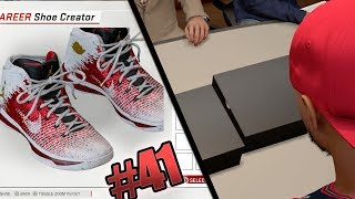 NBA 2k18 MyCAREER - Jordan Signature Shoe Creation! Ep. 41