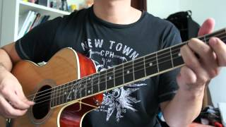 Ky Uc Ngot Ngao [Thuy Tien] - Guitar Solo - Son Anh
