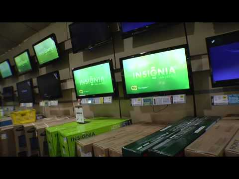 Best Buy: E-Waste Recycle Test