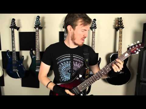 RIFF OF THE DAY: Iced Earth - Wolf (Guitar Cover)