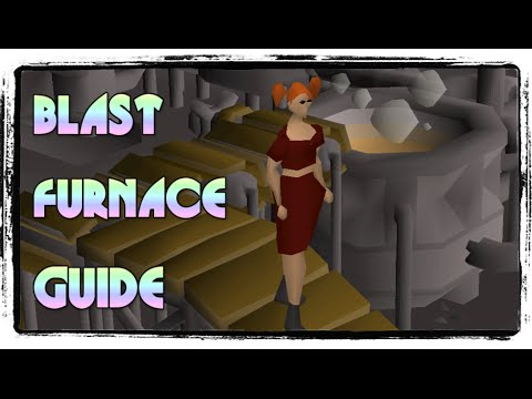 OSRS: Blast Furnace Guide (1-99 Smithing with huge profit!)
