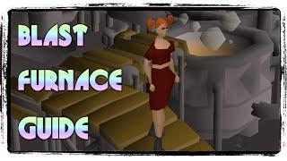 osrs blast furnace guide